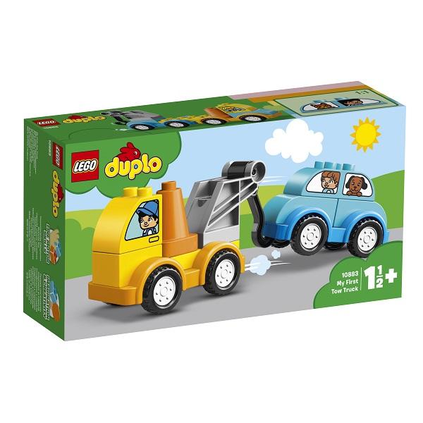 Набор Лего LEGO DUPLO 10883 Конструктор ЛЕГО ДУПЛО Мой первый эвакуатор