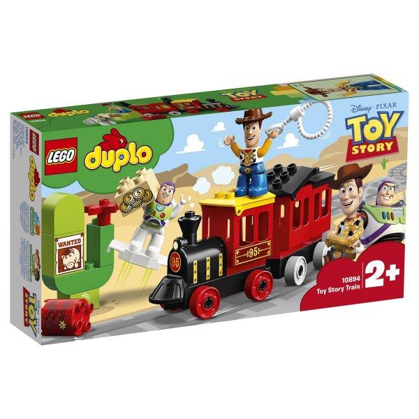 10894 Конструктор LEGO Duplo 10894 Поезд История игрушек