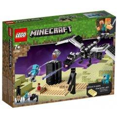 Набор лего - Конструктор LEGO Minecraft 21151 Последняя битва