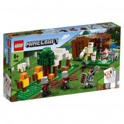 Набор лего - Конструктор LEGO Minecraft 21159 Аванпост разбойников
