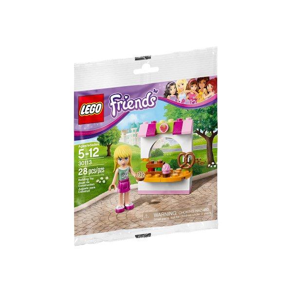LEGO Friends 30113 Лоток пекарни Стефани