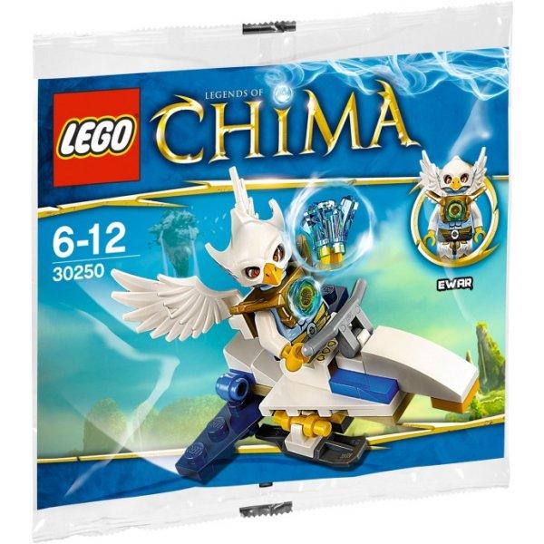 LEGO Legends of Chima 30250 Истребитель Эвара