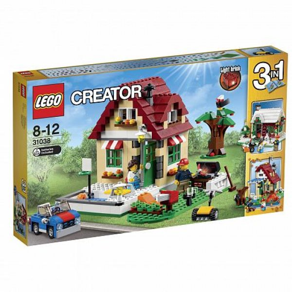 31038 Конструктор LEGO Creator Времена года