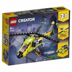 Конструктор LEGO Creator Приключения на вертолете