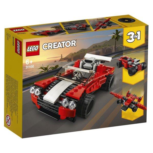 31100 Конструктор LEGO Creator Спортивный автомобиль