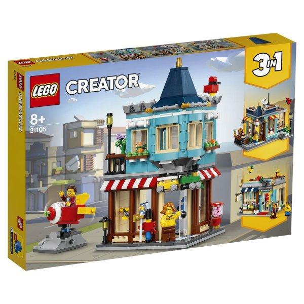 31105 Конструктор LEGO Creator 31105 Городской магазин игрушек
