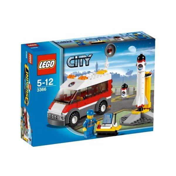 Набор Лего Конструктор LEGO City Пусковая платформа