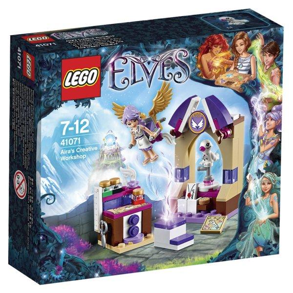 41071 LEGO Elves Творческая мастерская Эйры
