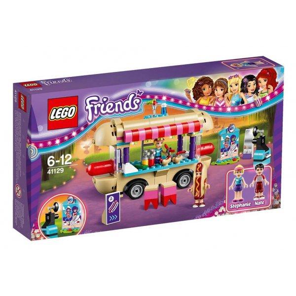 41129 LEGO Friends 41129 Киоск с хот-догами в парке развлечений