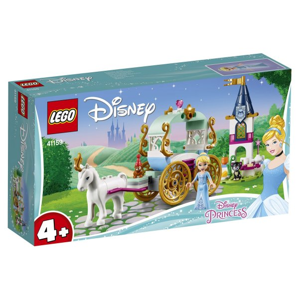 41159 Конструктор LEGO Disney Princess Карета Золушки