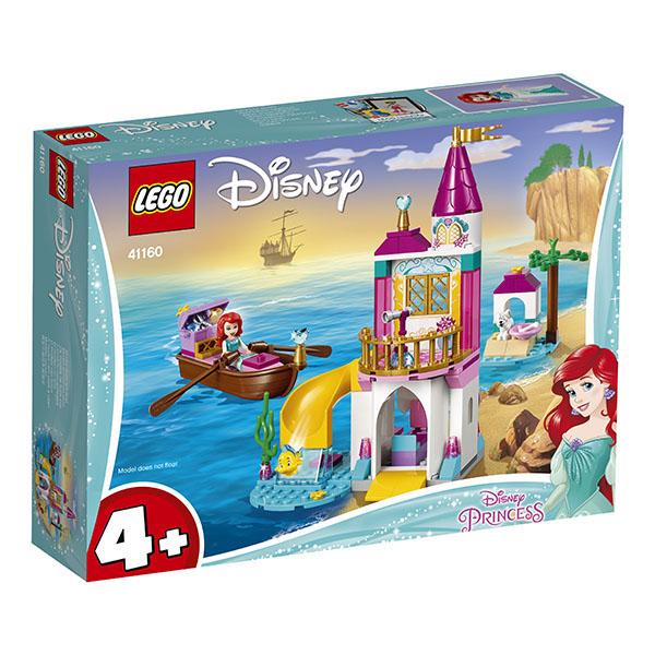 LEGO Disney Princess 41160 Конструктор LEGO Disney Princess Морской замок Ариэль