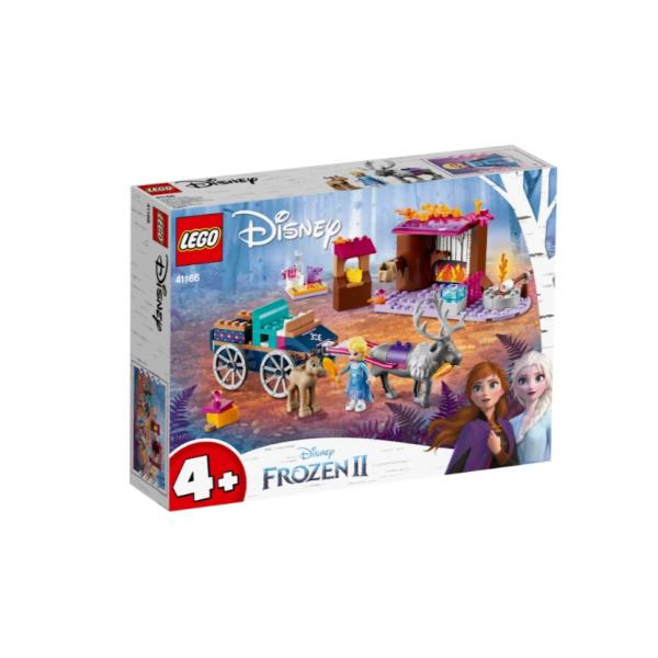 41166 Конструктор LEGO Disney Princess 41166 Дорожные приключения Эльзы