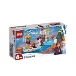 Набор лего - Конструктор LEGO Disney Princess 41165 Экспедиция Анны на каноэ