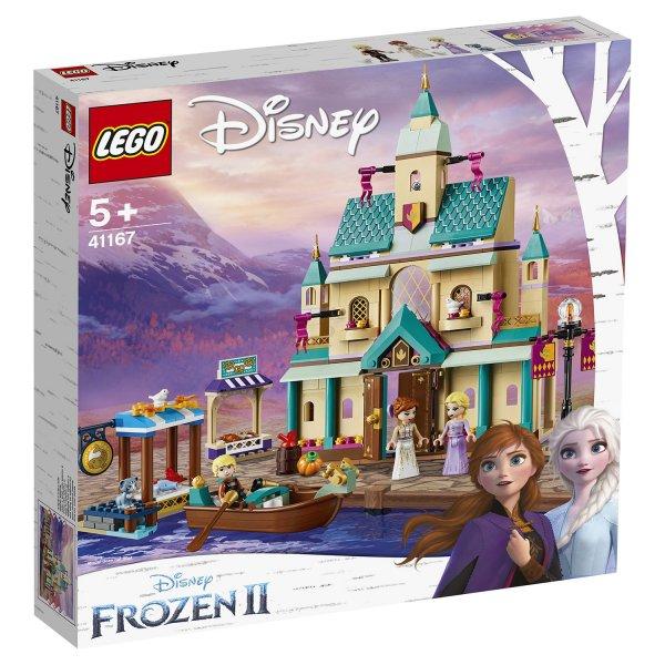 41167 Конструктор LEGO Disney Frozen Деревня в Эренделле