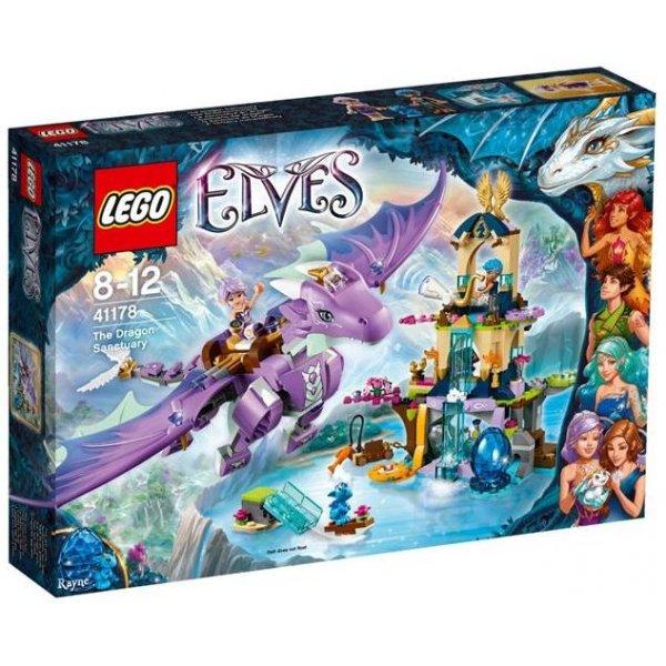 LEGO Elves 41178 Логово дракона