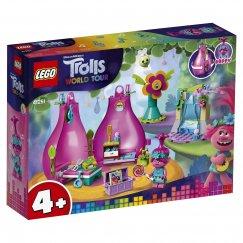 Конструктор LEGO Trolls Домик-бутон Розочки 41251