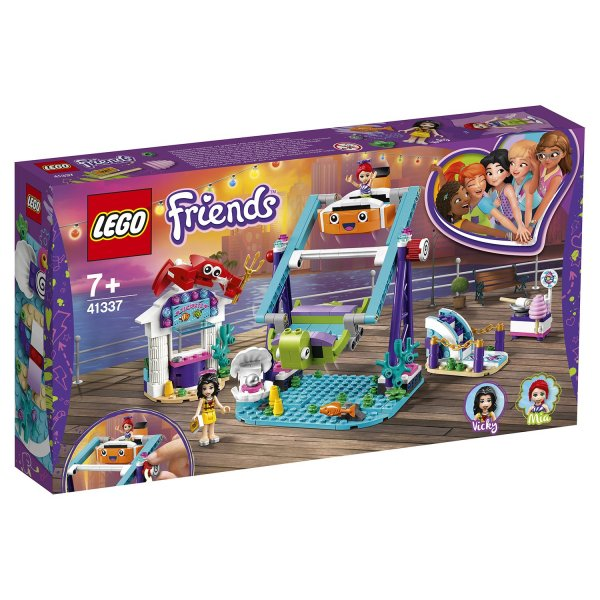 41337 Конструктор LEGO Friends Подводная карусель