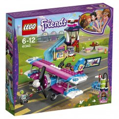 Набор лего - Конструктор LEGO Friends 41343 Экскурсия по Хартлейк-Сити на аэроплане