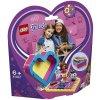 Набор лего - Lego Friends 41357 Конструктор Шкатулка-сердечко Оливии