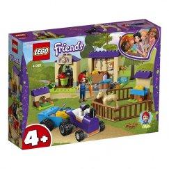 Лего Подружки 41361 Конструктор Конюшня для жеребят Мии