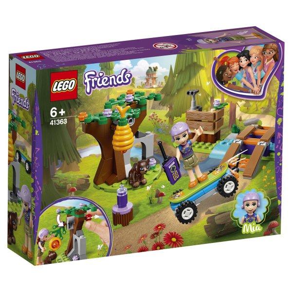 Набор Лего Конструктор LEGO Friends Лесные приключения Мии