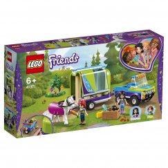 Набор лего - Конструктор LEGO Friends 41371 Трейлер для лошадки Мии