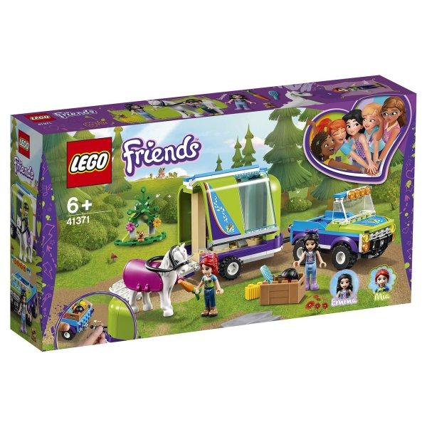 41371 Конструктор LEGO Friends 41371 Трейлер для лошадки Мии