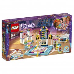 Набор лего - Конструктор LEGO Friends Гимнастическое шоу Стефани