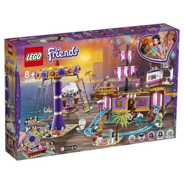 Конструктор LEGO Friends Прибрежный парк развлечений