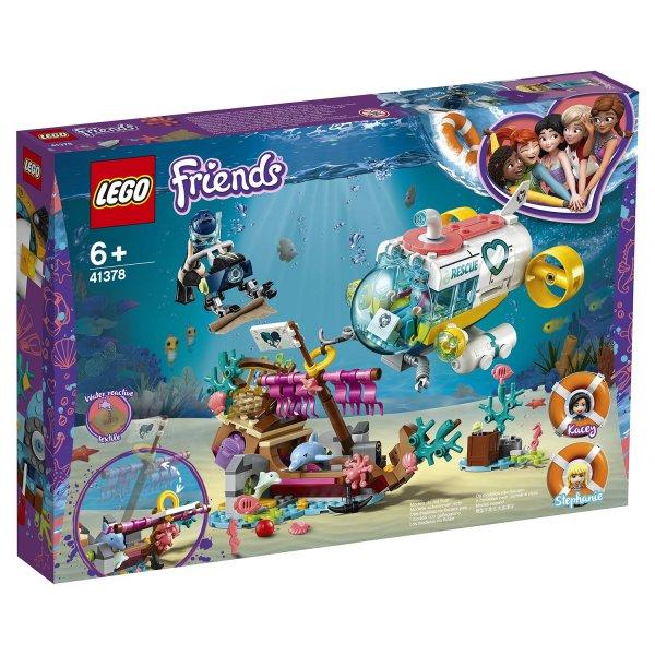 41378 Конструктор LEGO Friends Спасение дельфинов