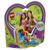 Набор лего - Конструктор LEGO Friends Летняя шкатулка-сердечко для Мии