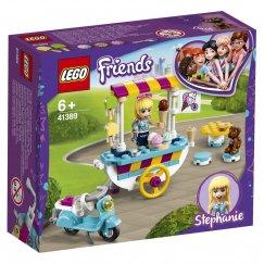 Конструктор LEGO Friends Тележка с мороженым