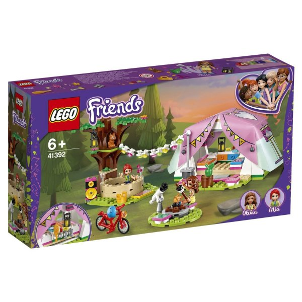 Набор Лего Конструктор LEGO Friends Роскошный отдых на природе