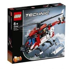Набор лего - Конструктор LEGO Technic 42092 Спасательный вертолёт