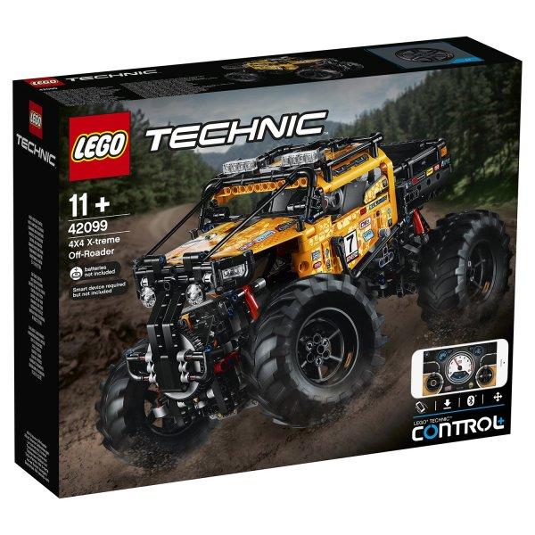 42099 Электромеханический конструктор LEGO Technic Экстремальный внедорожник