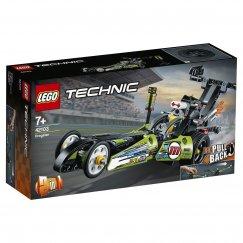 Набор лего - Конструктор LEGO Technic 42103 Драгстер