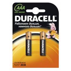 Батарейки Duracell (2 шт AAA)