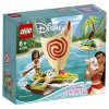 Набор лего - Конструктор LEGO Disney Princess 43170 Морские приключения Моаны