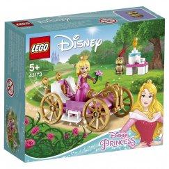 Набор лего - Конструктор LEGO Disney Princess 43173 Королевская карета Авроры