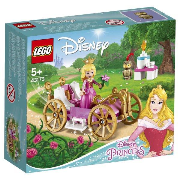 43173 Конструктор LEGO Disney Princess 43173 Королевская карета Авроры