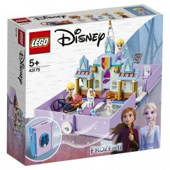 Конструктор LEGO Disney Princess Книга приключений Анны и Эльзы