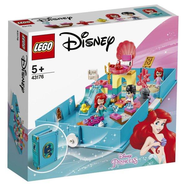 43176 Конструктор LEGO Disney Princess 43176 Книга сказочных приключений Ариэль