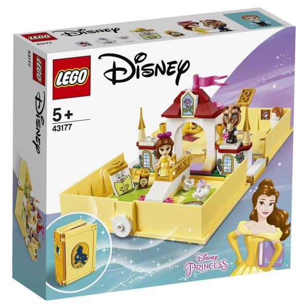 43177 Конструктор LEGO Disney Princess Книга приключений Белль