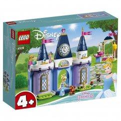 Конструктор LEGO Disney Princess Праздник в замке Золушки