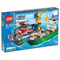 Набор лего - Конструктор LEGO City Гавань