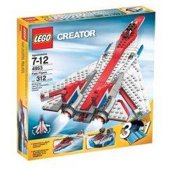 LEGO Creator 4953 Быстрые самолеты