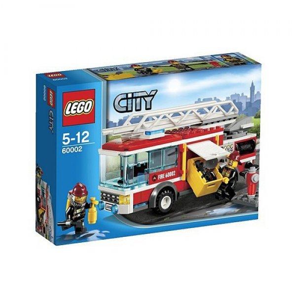 Набор Лего Конструктор LEGO City Пожарная машина
