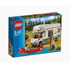 Набор лего - Конструктор LEGO City Автодом