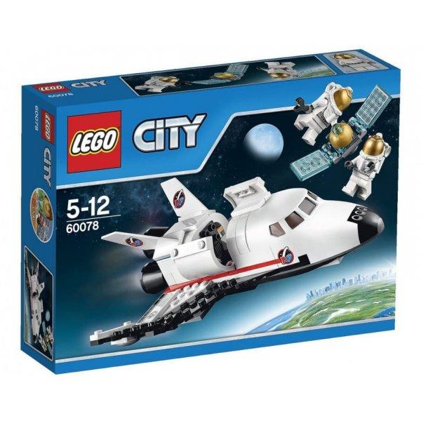 Набор Лего Конструктор LEGO City Обслуживающий шаттл