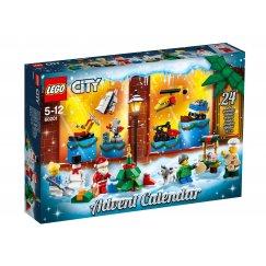 Набор лего - Новогодний календарь City